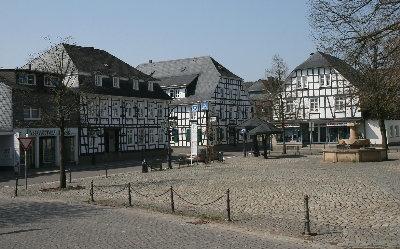 Drolshagen im Sauerland, Foto: Bubo (Wikimedia)
